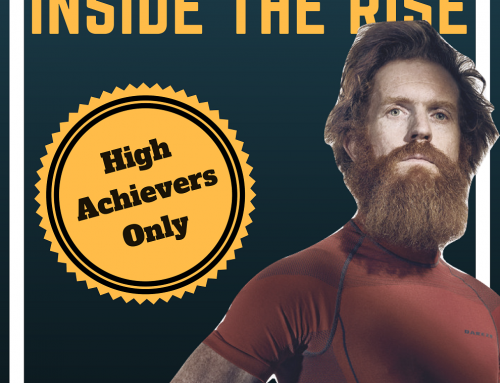 Sean Conway – How Having Fun Will Help You Achieve Your Goals