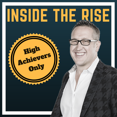 Nick Nanton Connect with Anyone Inside The Rise Podcast JC Cross