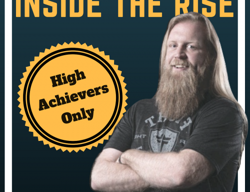 Justin Wren (Part 1) – How to Channel Your Pain Into Purpose